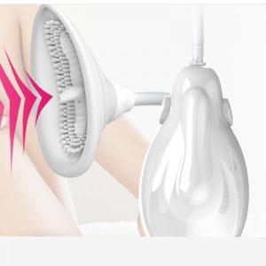 pompe a vagin mecanisme
