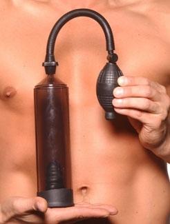 pompe à pénis